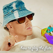 MACKLEMORE FEAT KING DRAINO - HOW TO PLAY THE FLUTE (Official Music Video)