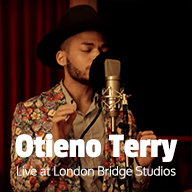 Otieno Terry - Live at London Bridge Studios
