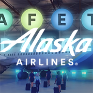 Alaska Airlines - Safety Dance